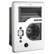 Cadet Electric Wall Space Heater in White
