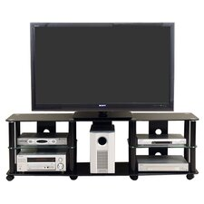 "Camden 70"" TV Stand in Black"