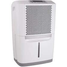 Energy Star 70 Pint Dehumidifier in White