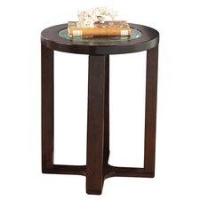 Machias End Table in Brown