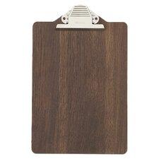 Smoked Clipboard in Oak