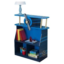 Airplane Bookcase in Blue