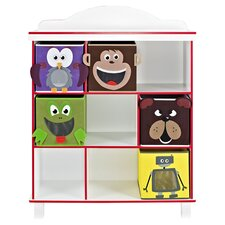Bear & Friends Bookcase