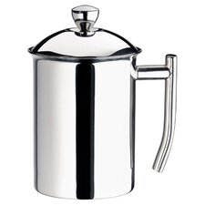 0.5 Qt. Milk Frother Polished Stainless Steel