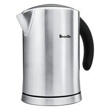 Ikon 1.7-qt. Electric Tea Kettle in Stainless Steel