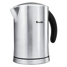 Ikon 1.7-qt. Electric Tea Kettle in Stainless Steel