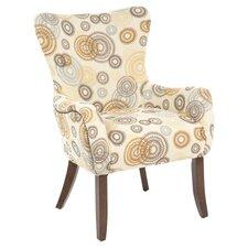 Dazzle Arm Chair in Cappuccino