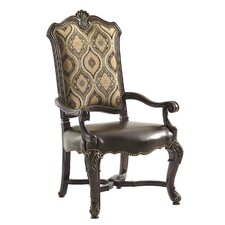 Florentino Marcella Arm Chair in Brown