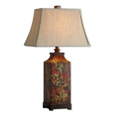 Waterbury Table Lamp in Brown