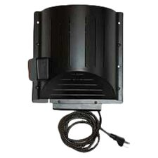 Hound Heater Deluxe Dog House Furnace in Black