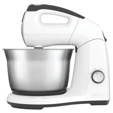 Handy Stand Mixer in White