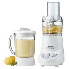 SmartPower Duet Blender & Food Processor in White