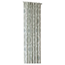 Lanterna Curtain Panel in Lagoon
