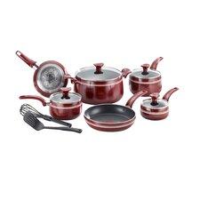 Matisse Hard Anodized 12 Piece Cookware Set