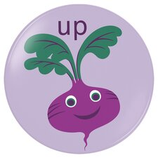 Up Beet Plate in Purple