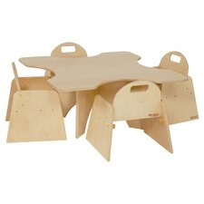 Kid's Hilma Table in Natural
