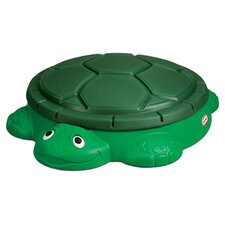 Turtle Round Sandbox
