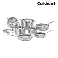 MultiClad Pro 12-Piece Cookware Set