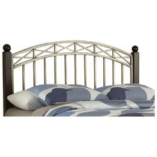 Bordeaux Slat Metal Headboard