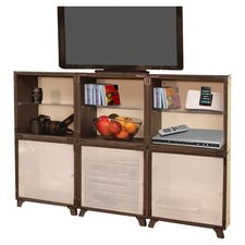 Multimedia Cabinet in Bamboo