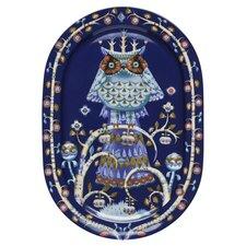 iittala Taika Oval Platter