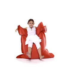 Junior Bean Bag Lounger in Red