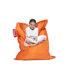 Junior Bean Bag Lounger in Orange