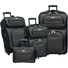 Amsterdam 4 Piece Luggage Set