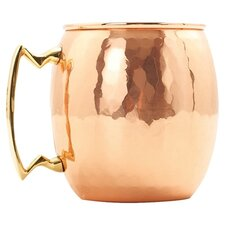 Moscow Mule Mug in Gold