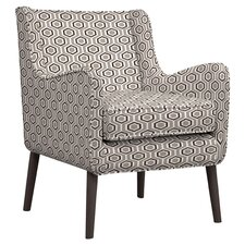 Lilian Arm Chair in Gray