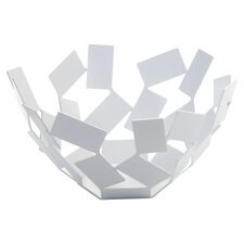 La Stanza Dello Scirocco Fruit Bowl in White by Mario Trimarchi