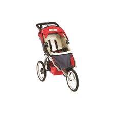 White Warm Stroller Fuzzy