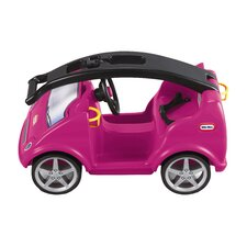Tikes Mobile Push Car