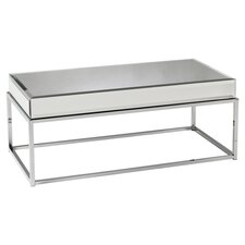 Kyla Coffee Table in Chrome