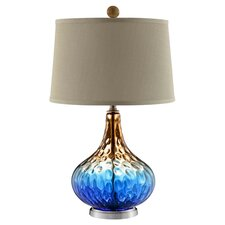 Shelley Table Lamp in Blue