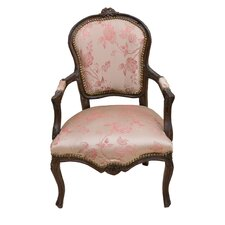 Louis Grey Armchair