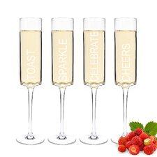 Celebrate! Champagne Flute
