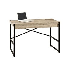 Emery Writing Desk with Dropfront Laptop Drawer