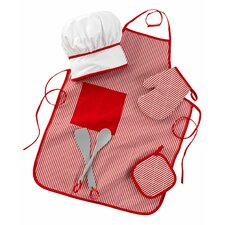 6 Piece Tasty Treats Chef Accessory Set I