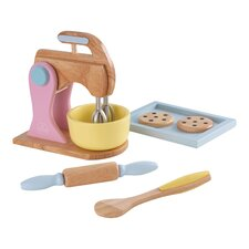 6 Piece Pastel Kitchen Baking Set