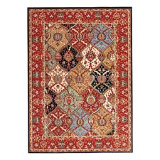 Standish Red Area Rug