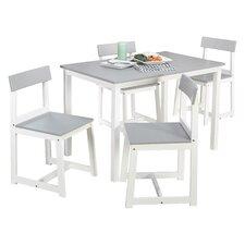 Aria 5 Piece Dining Set