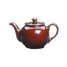 1.7-qt. Peter Sadler Teapot in Brown