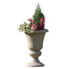 Imperial Stone Round Planter (Set of 2)