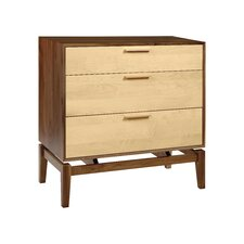 Soho 3 Drawer Chest