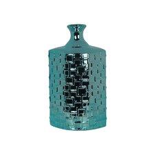 Tall Ceramic Weave Vase