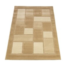 Visiona Soft Beige Contemporary Rug