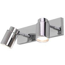 Como 2 Light Vanity Light