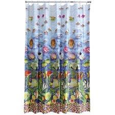 Peva Shoal Mosaic Shower Curtain