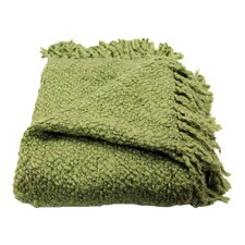 Marion Throw Blanket in Willow